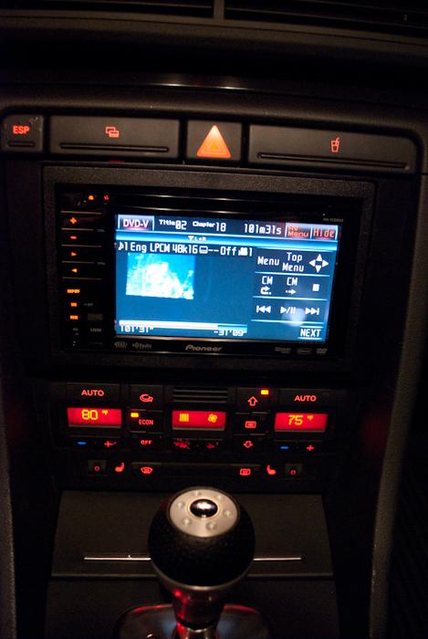 I want satellite radio amp aux in w my OEM HU